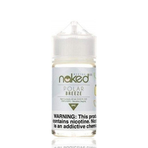 Menthol Melon (Polar Breeze) by Naked 100 (60mL)