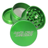 Santa Cruz Shredder Grinders/Sifters 4 Piece by Santa Cruz
