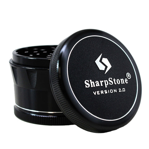 Sharpstone V2 Grinder 4 Piece Black - 1