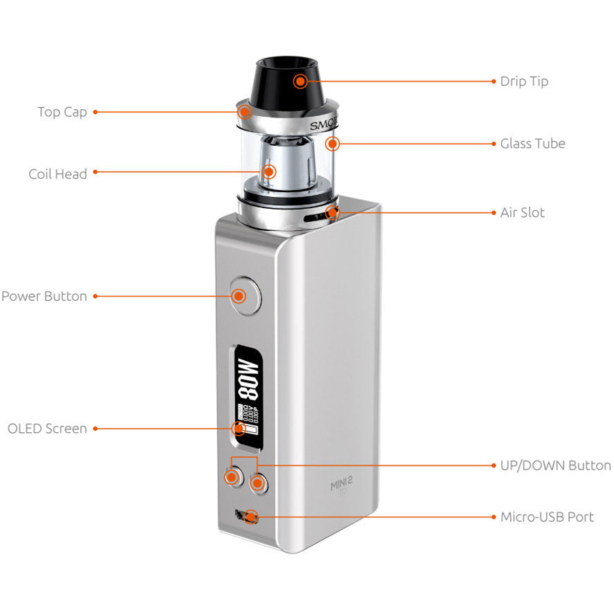 Smok Koopor Beast Kit by Smoktech