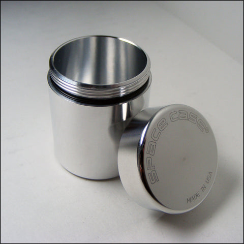Space Case Airtight Stash Container 2 Piece For Sale SlickVapes
