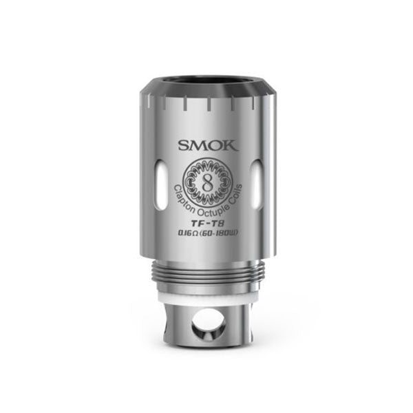 TFT4 Octuple Coil TF-T8 (Pack of 5) by Smoktech