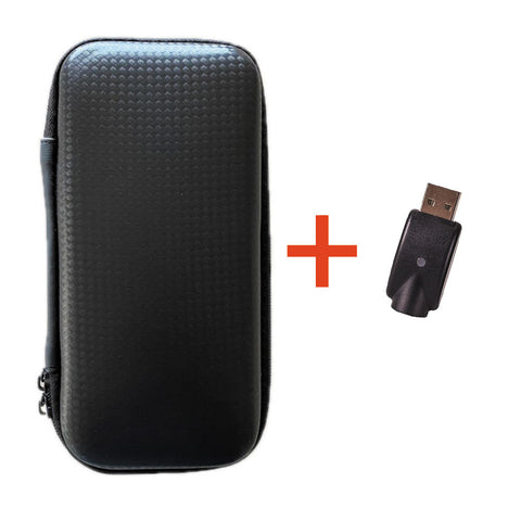 Large Travel Case + 510 USB Charger