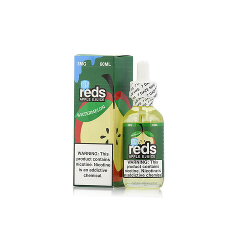 Watermelon ICED by 7 Daze Reds Apple E-liquid