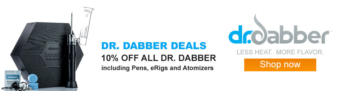 25% Off Dr  Dabber Discount Codes for August, 2019 (Valid) Discounts