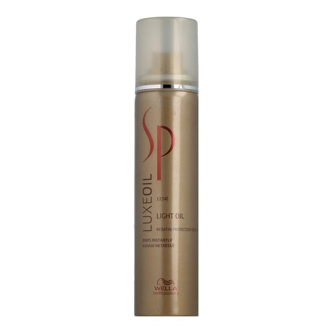 Wella SP System Professional Luxe Oil Light Oil Keratin Protection Spray