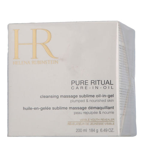 Helena Rubinstein Pure Ritual Care-In-Oil Intense Cleansing Massage Oil-in-Gel