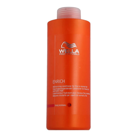 Wella Professionals Enrich Moisturising Conditioner for Fine to Normal Hair