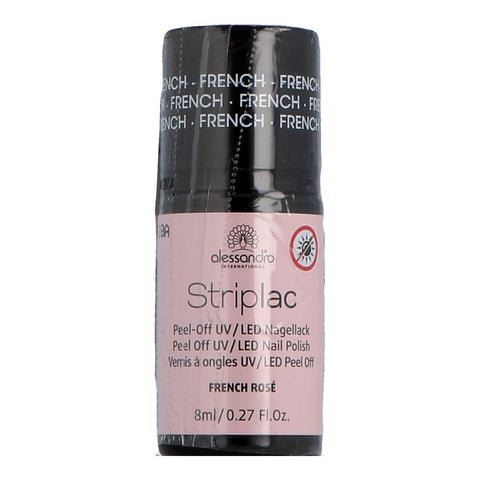 Alessandro Striplac Peel-Off UV/LED Nagellack 486 French Rosé