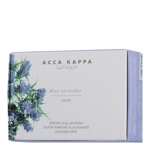 Acca Kappa Soap Collection Blue Lavender Soap