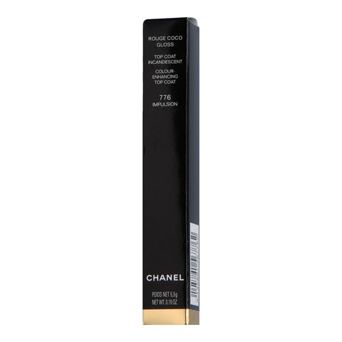 Chanel Rouge Coco Gloss Top Coat 776 Impulsion