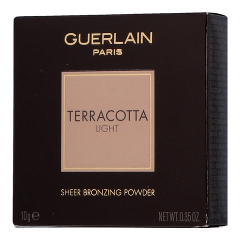 Guerlain Terracotta Light Sheer Bronzing Powder 04 Moyen - Blondes