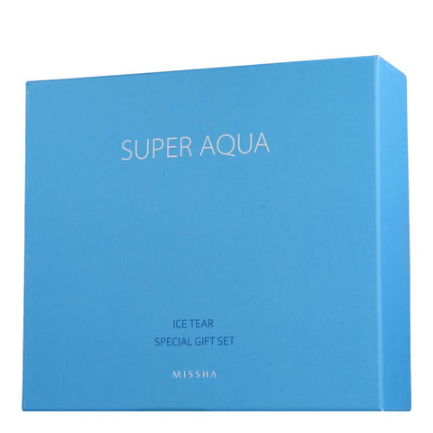 Missha Super Aqua Ice Tear Pflegeset