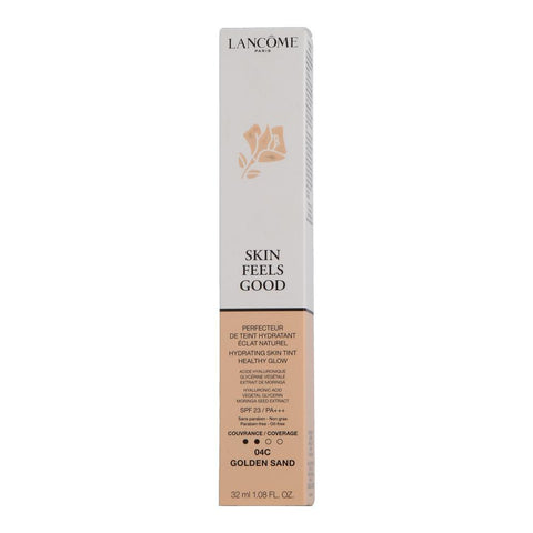 Lancôme Skin Feels Good Hydrating Skin Tint 04C Golden Sand