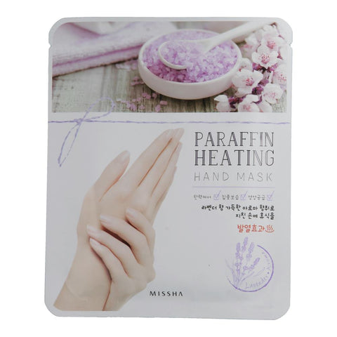 Missha Body Care Paraffin Heating Hand Mask