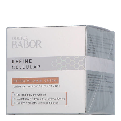 Babor Doctor Babor Refine Cellular Detox Vitamin Cream