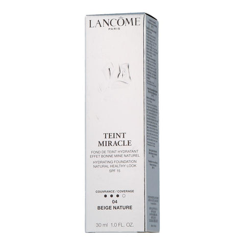 Lancôme Teint Miracle Hydrating Foundation 04 Beige Nature