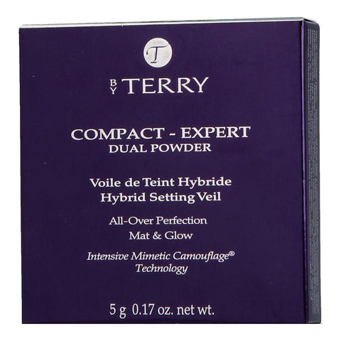 By Terry Compact-Expert Dual Powder 05 Amber Light