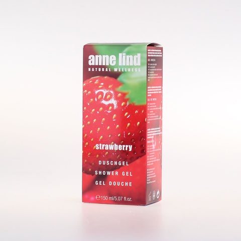 Annemarie Börlind Anne Lind Strawberry Duschgel