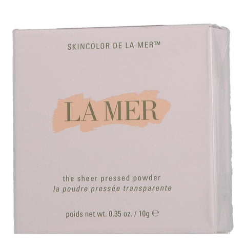 La Mer The Sheer Pressed Powder 02 Translucent