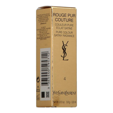 Yves Saint Laurent Rouge Pur Couture 04 Vermillion