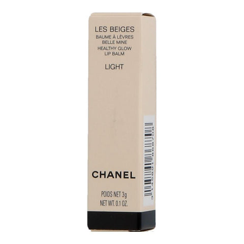 Chanel Les Beiges Baume à Lèvres Belle Mine Light