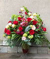 Premier Valentines Beauty Vase Arrangement