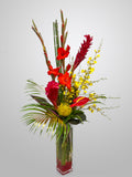 A New Year Vase Arrangement