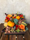 Autumn Treasure Box Design Arrangement