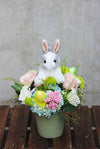 Hop Into Spring Design Arrangement