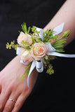 Spray Rose Wristlet Corsage