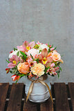 Vintage Beauty Vase Arrangement