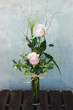 Simple Luxury Bud Vase Arrangement