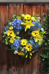 A Celebration of Life Wreath