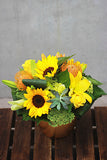 Autumn In Bloom Design Arrangement