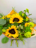 Garden of Sunshine Handtied Bouquet