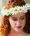 Permanent Daisy Chain Headpiece