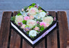 Sweetness Hatbox Arrangement