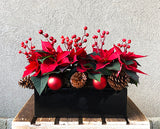Christmas Table Centrepiece Indoor Planter