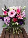 Bright and Beautiful Handtied Bouquet
