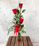 Be Mine Rose Bud Vase
