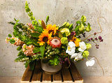 Autumn Serenity Design Arrangement