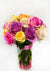 Sweetheart Rose Vase Arrangement