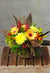 Autumn Treasure Vase Arrangement