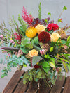 Fall Garden Handtied Bouquet