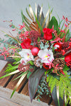Glorious Christmas Design Arrangement