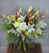 Holiday Luxury Handtied Bouquet
