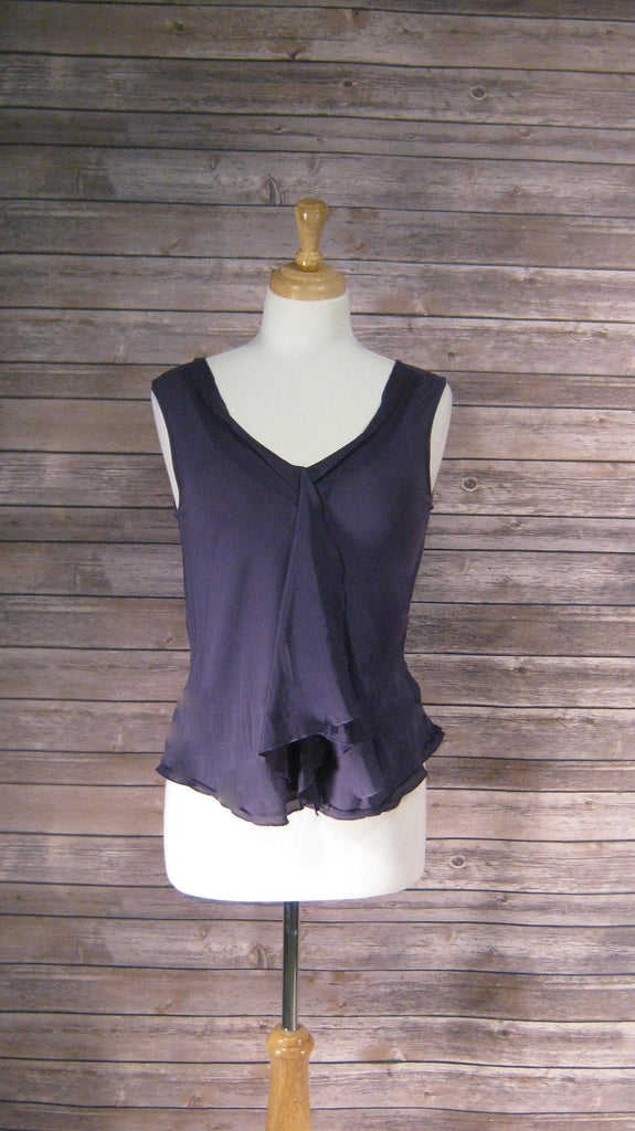 Banana Republic Purple Shirt Size Small