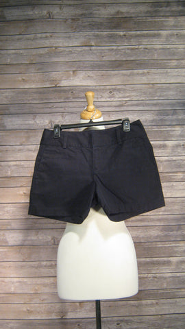 Banana Republic Black Shorts Size 4
