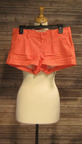 American Rag Cie Coral Shorts Size 5